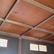 こだわりの天井